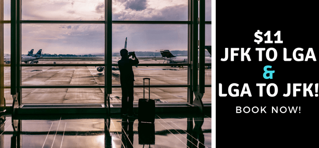 JFK to LaGuardia Airport Transfers